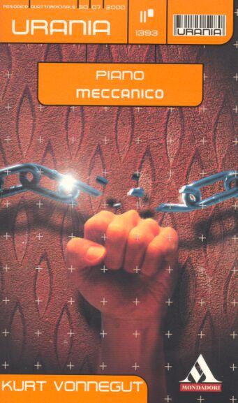 Copertina di Piano Meccanico